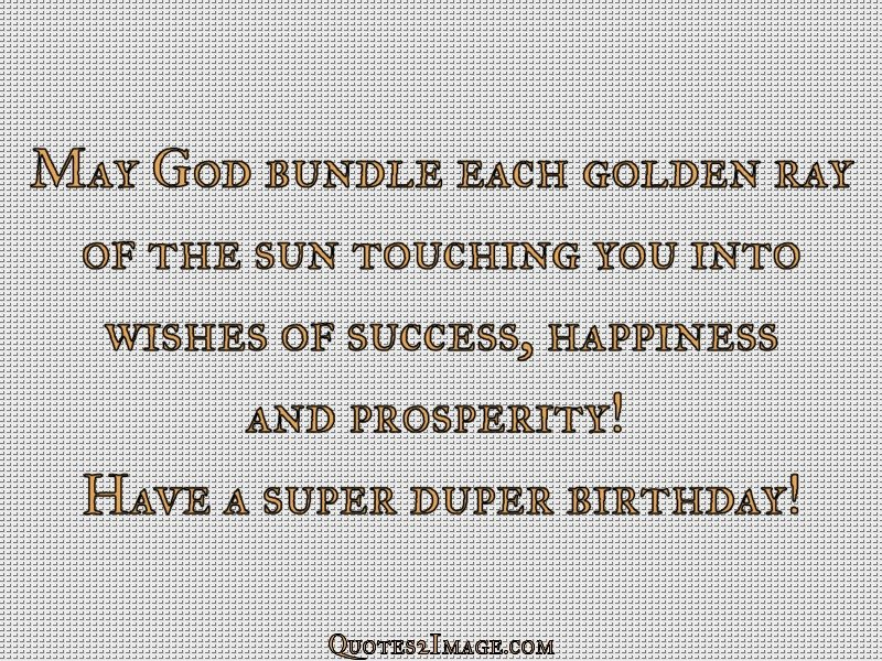 Birthday Quote Image 5410
