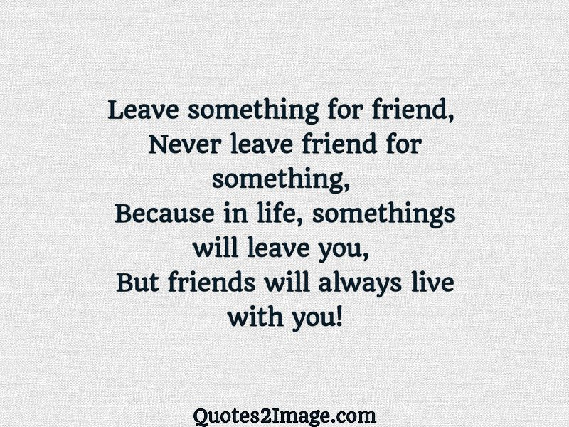 Friendship Quote Image 5477