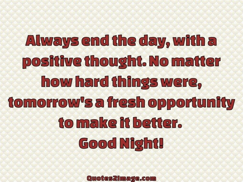 Good Night Quote Image 1007