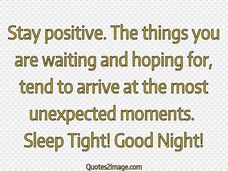 Good Night Quote Image 3779