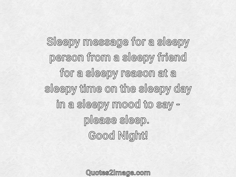 Good Night Quote Image 4748