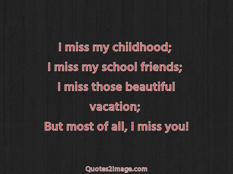Missing You Quote Image 2612