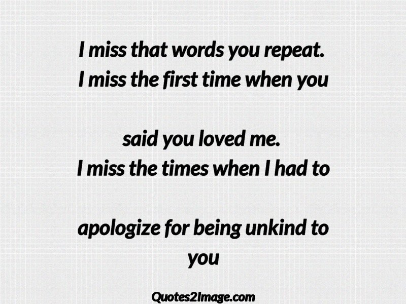 Missing You Quote Image 4684