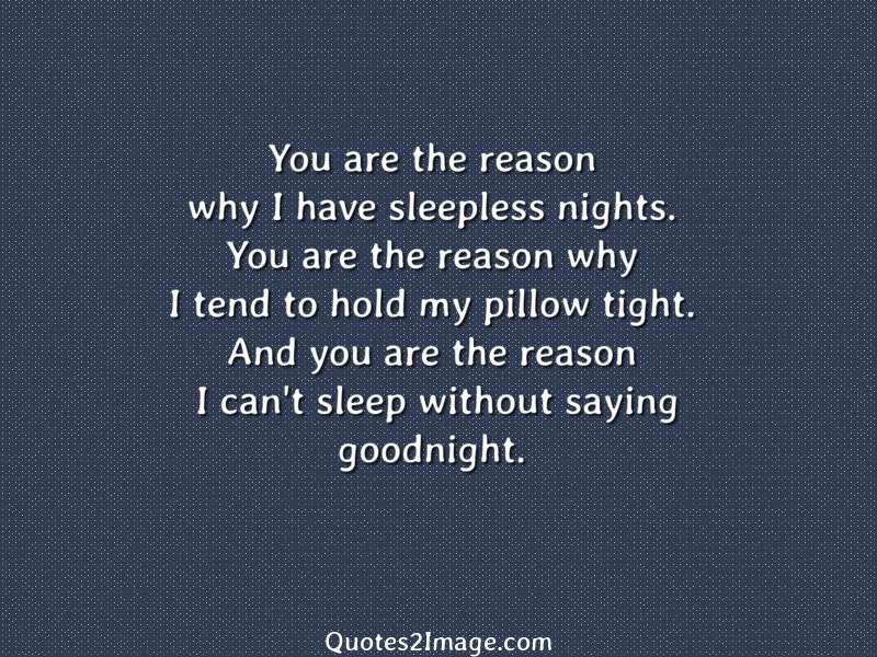 Sleep without saying goodnight - Good Night - Quotes 2 Image
