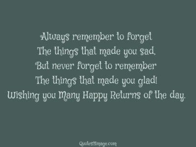 birthdayquotealwaysrememberforget