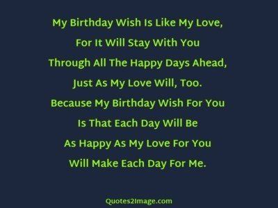 birthdayquotebirthdaywishlove