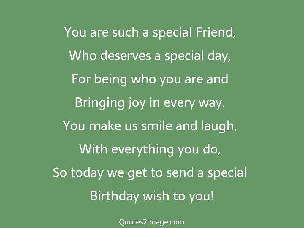 Birthday wish to you
