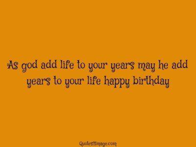 birthdayquotegodaddlife