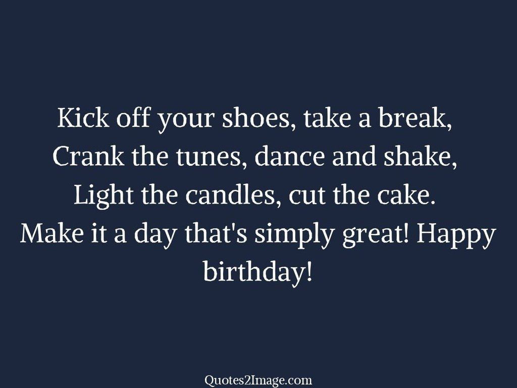 Great Happy birthday