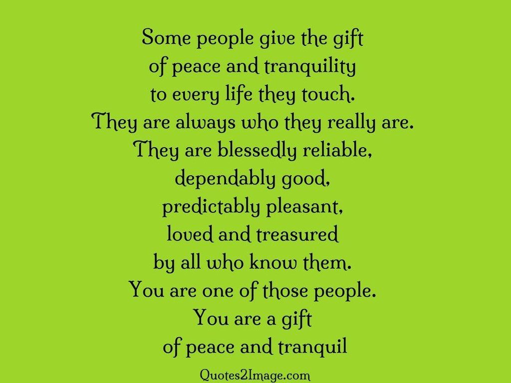 Some Good Quotes On Life Some People Give The Gift  Birthday  Quotes 2 Image