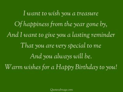 birthdayquotewantwishtreasure