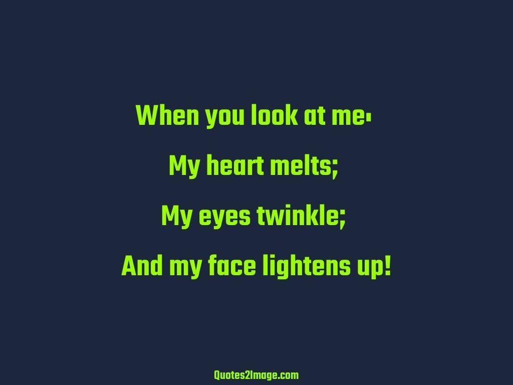 Face lightens up