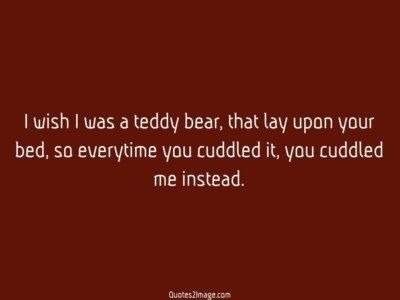 flirt-quote-wish-teddy-bear