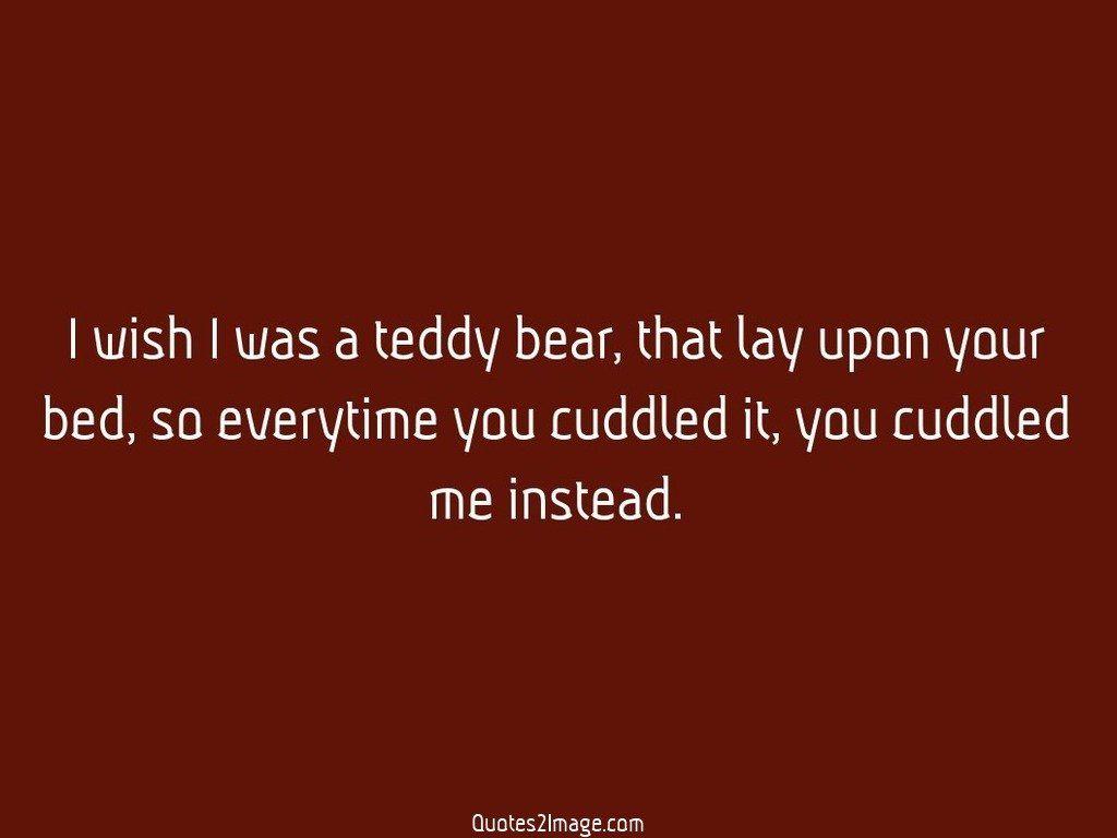 flirt-quote-wish-teddy-bear