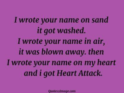 flirt-quote-wrote-name-sand