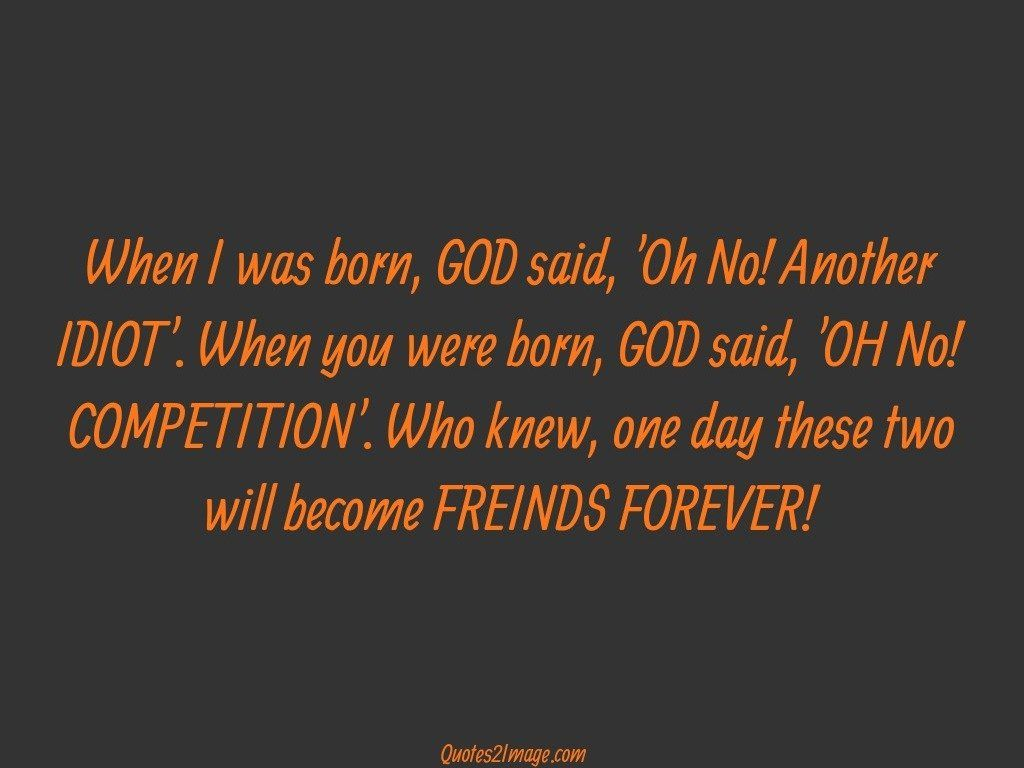 Become FREINDS FOREVER