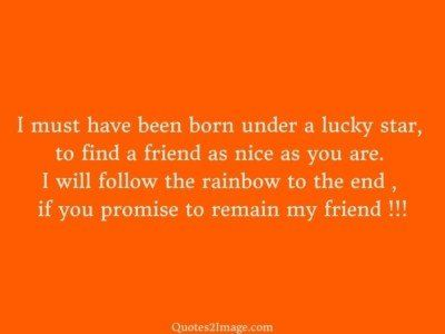 friendship-quote-born-lucky-star