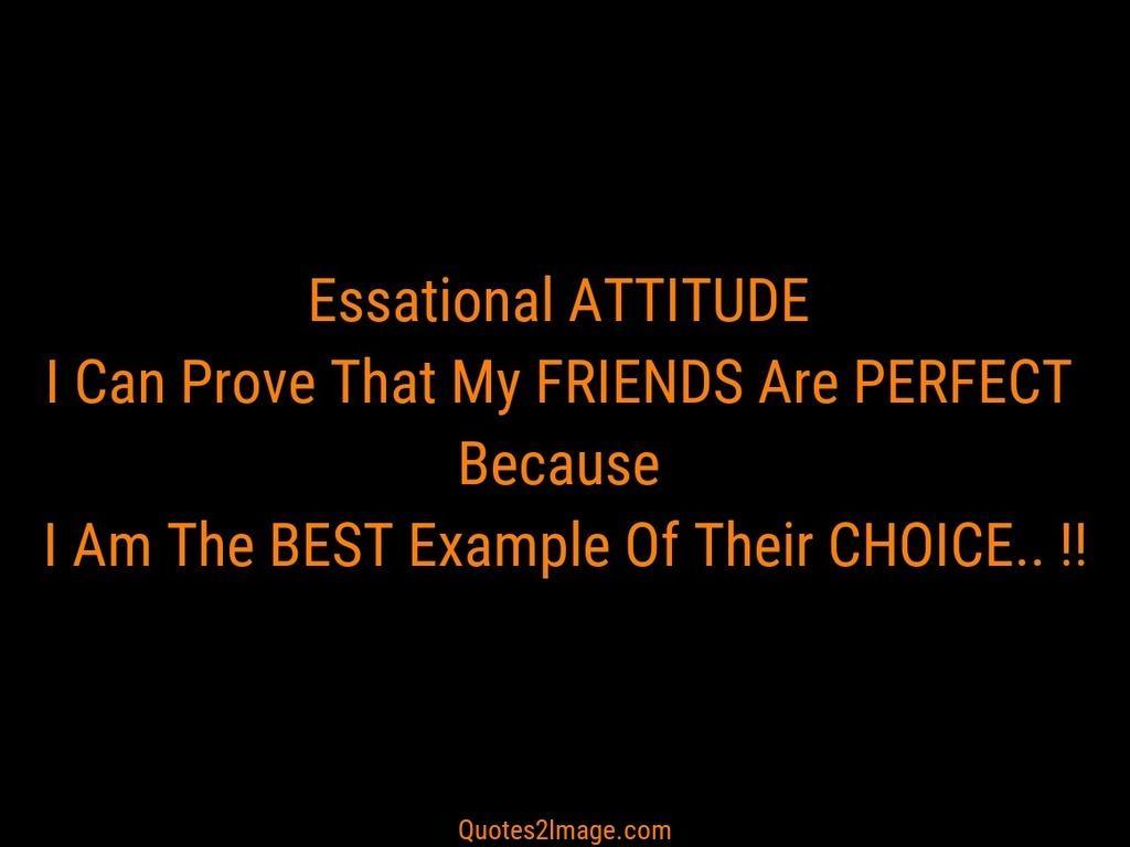 friendshipquoteessationalattitude