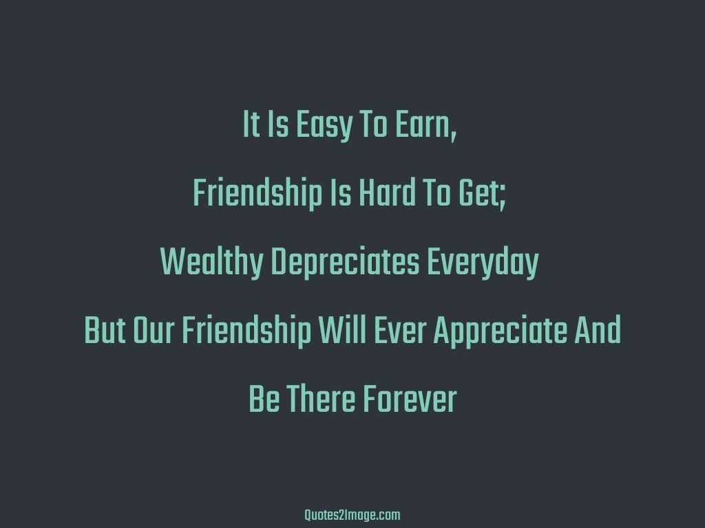 Ever Appreciate And Be There Forever