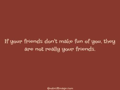 friendship-quote-friends-make-fun