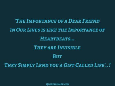 friendshipquoteimportancedearfriend