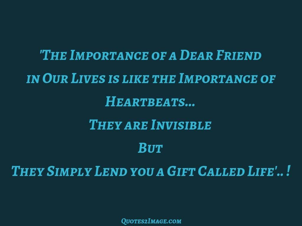 friendshipquoteimportancedearfriend