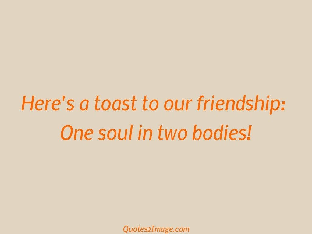 Soul in two bodies