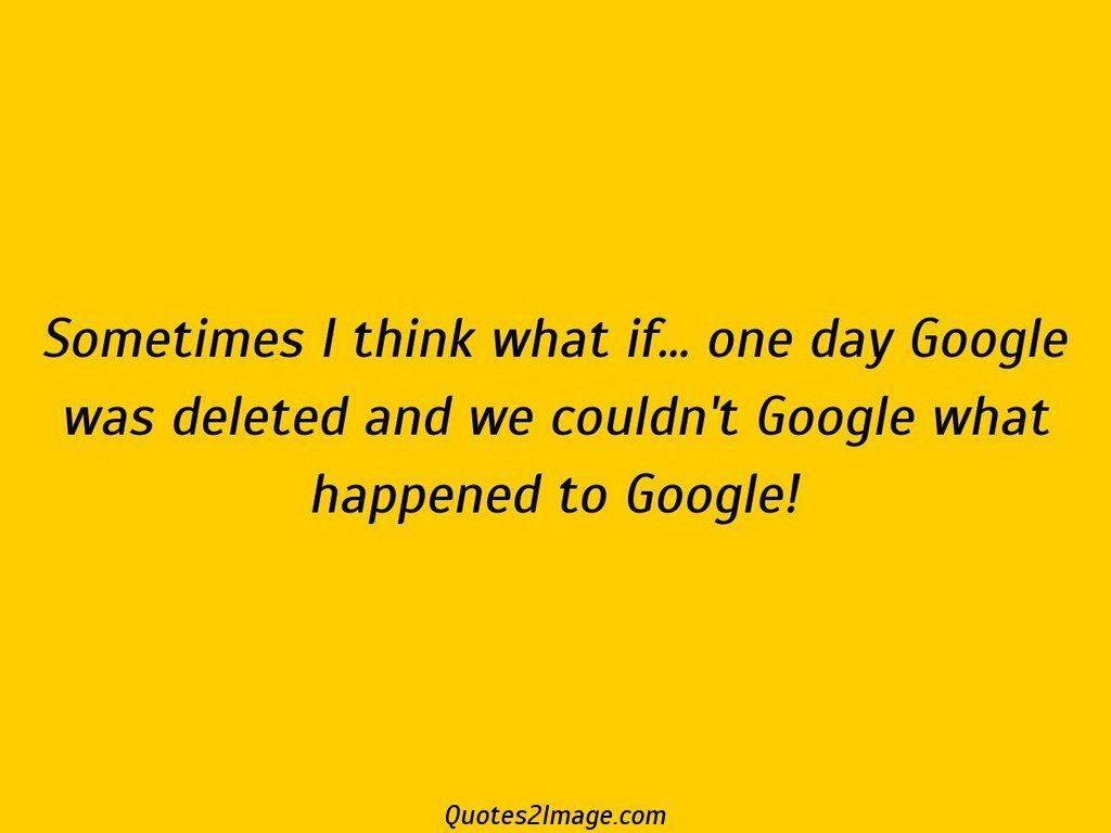 What happened to Google