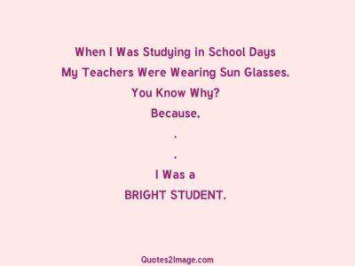 funnyquotestudyingschooldays