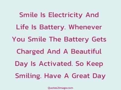 good-day-quote-smile-electricity