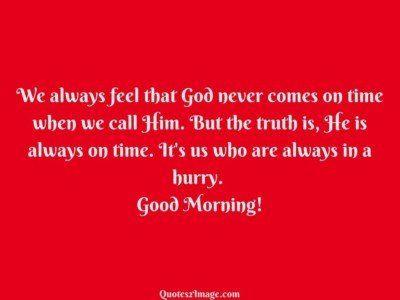 goodmorningquotealwaysfeelgod