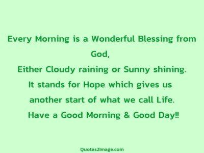 good-morning-quote-every-morning-wonderful