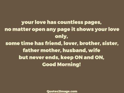good-morning-quote-love-countless-pages