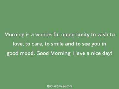 good-morning-quote-morning-wonderful-opportunity