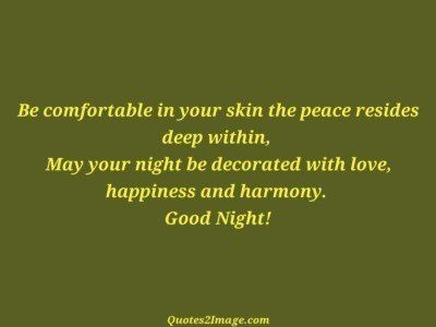 good-night-quote-comfortable-skin-peace