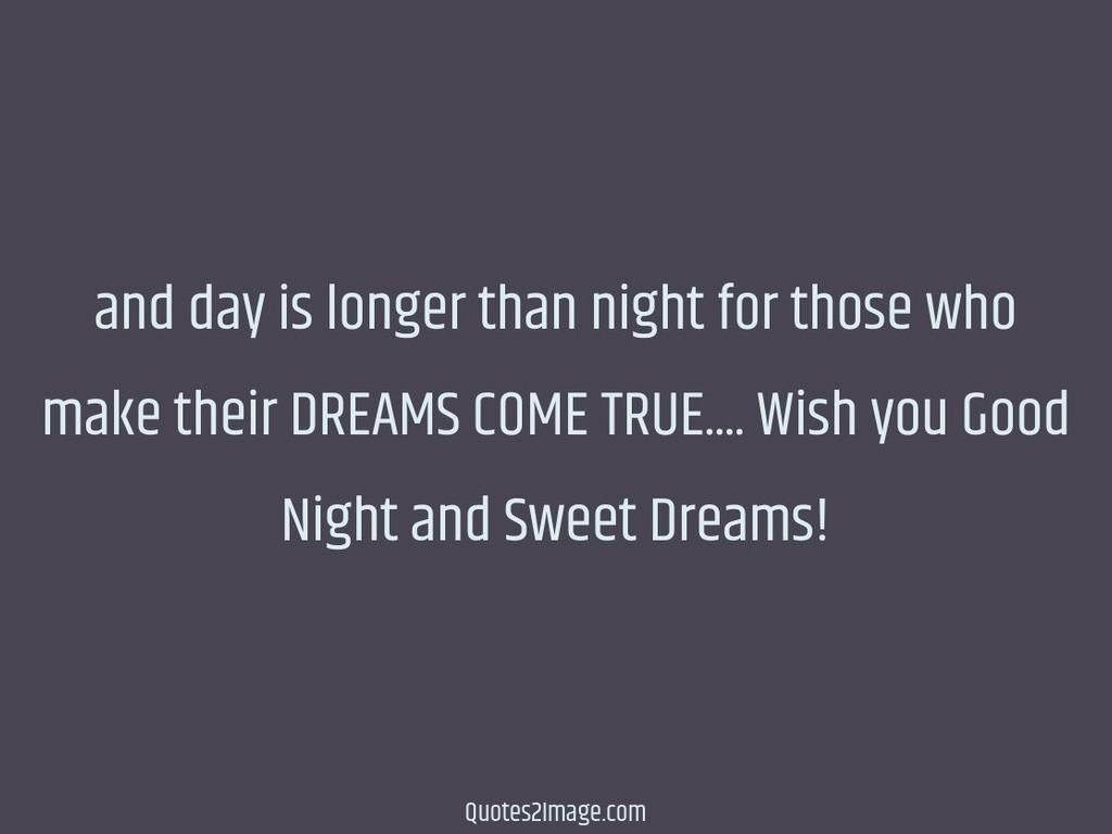 And day is longer than night