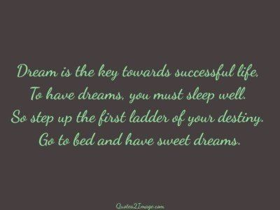 good-night-quote-dream-key-successful