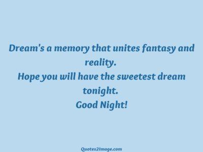 goodnightquotedreammemoryunites