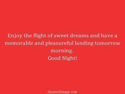good-night-quote-enjoy-flight-sweet