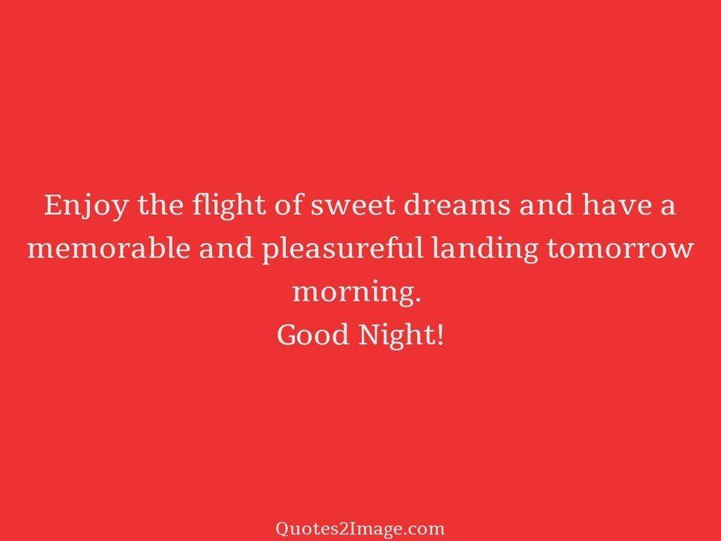 Enjoy the flight of sweet