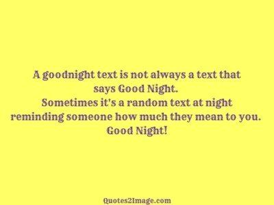goodnightquotegoodnighttextalways