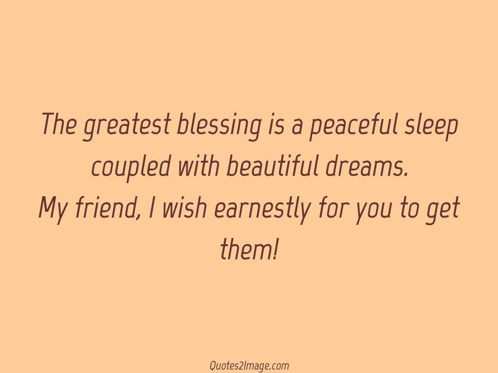 good-night-quote-greatest-blessing-peaceful