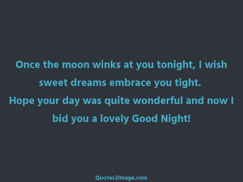 goodnightquoteoncemoonwinks