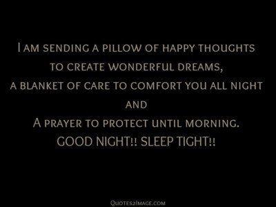 good-night-quote-sending-pillow-happy