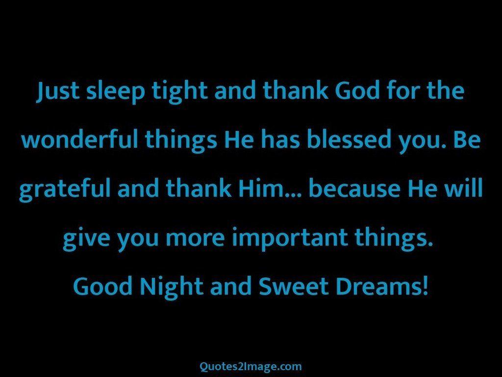 goodnightquotesleeptightthank