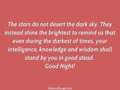 goodnightquotestarsdesertdark