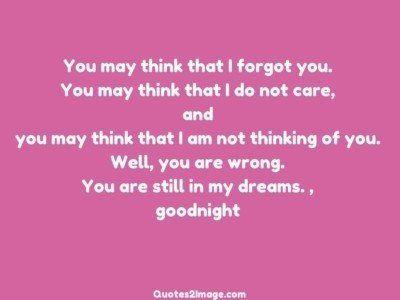 good-night-quote-think-forgot