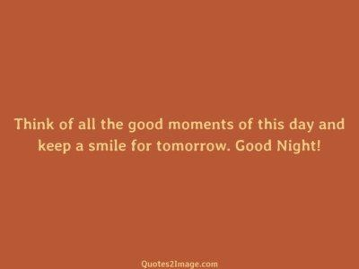 good-night-quote-think-good-moments