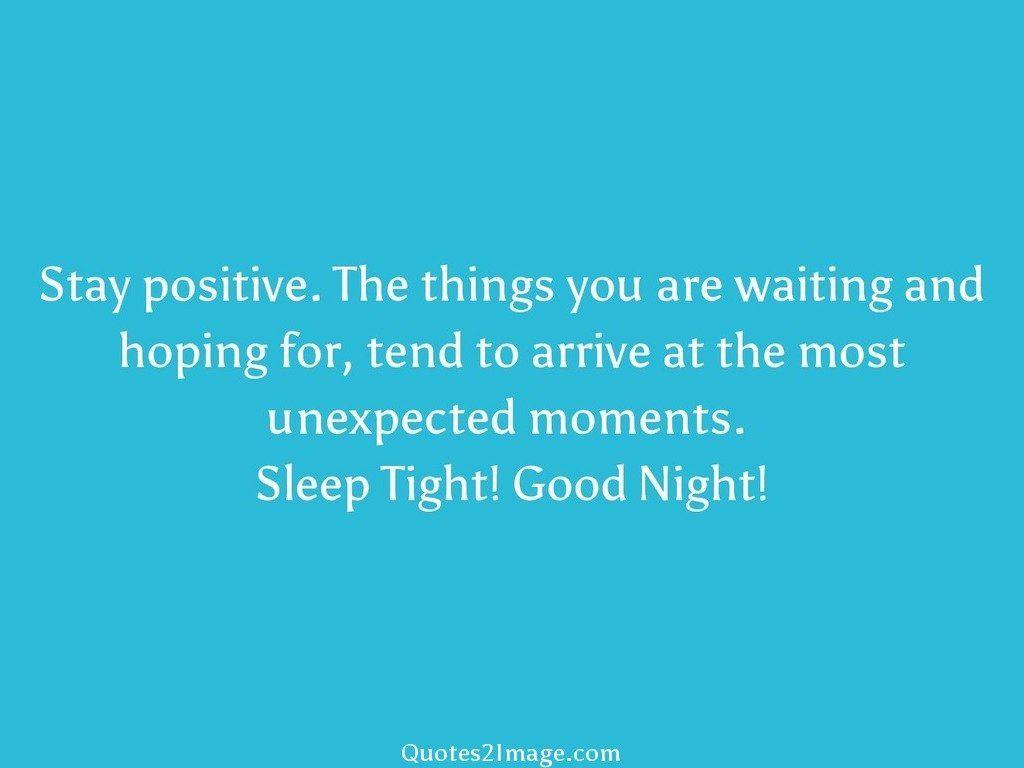 Tight Good Night