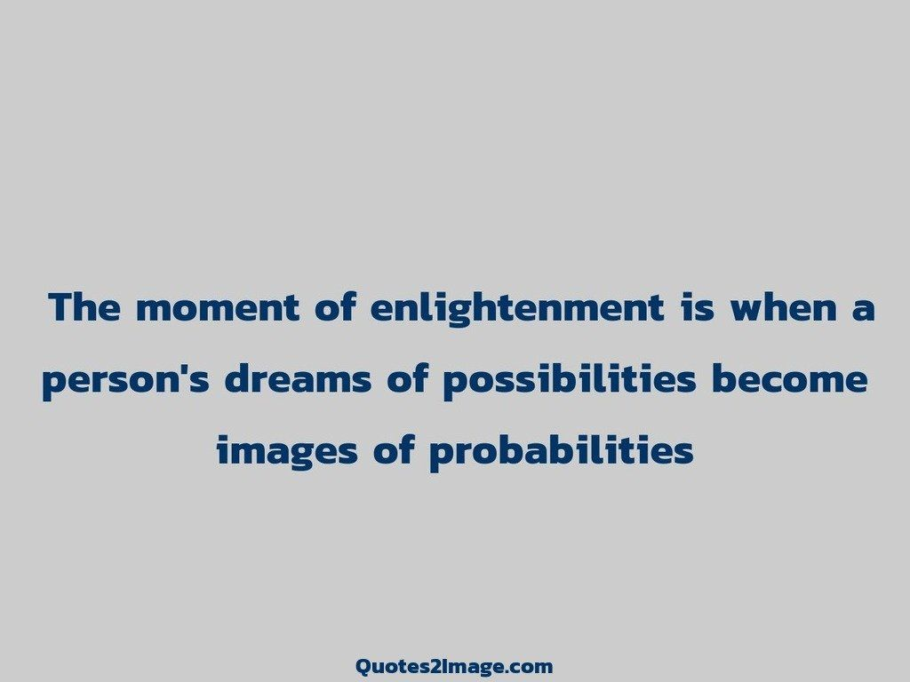 Become images of probabilities